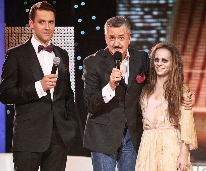Iš kairės: Rolandas Vilkončius, Vytenis Pauliukaitis ir Ineta Puzaraitė