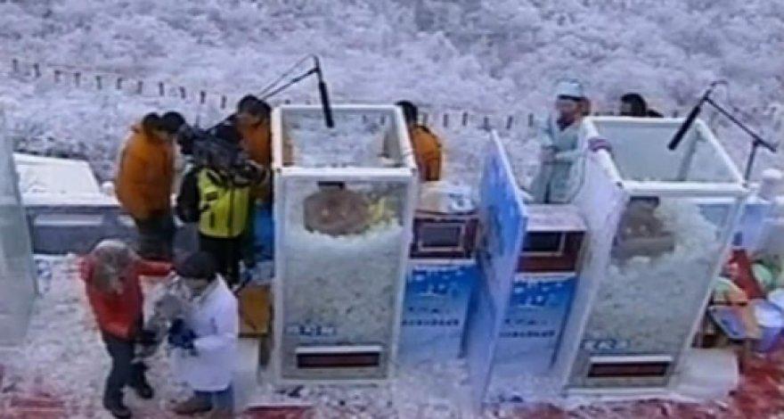Abu vyrai lede ištvėrė ilgiau nei 115 min.