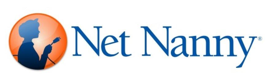 """""""Net Nanny"""" logotipas"""
