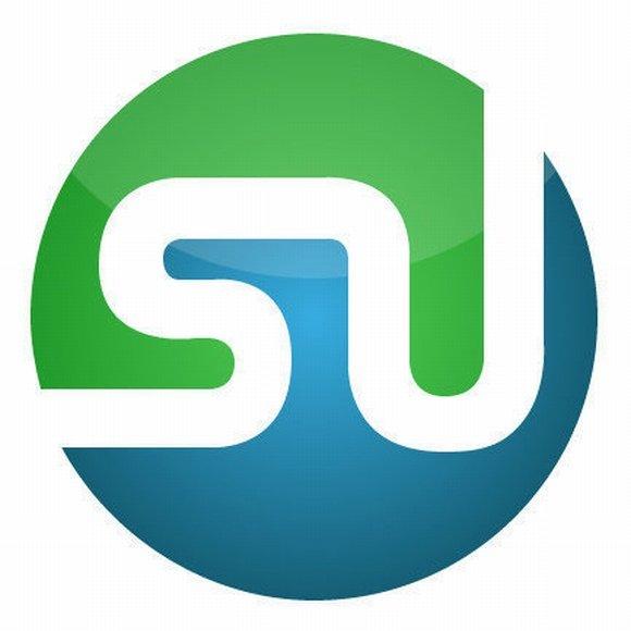 """StumbleUpon"" logotipas"