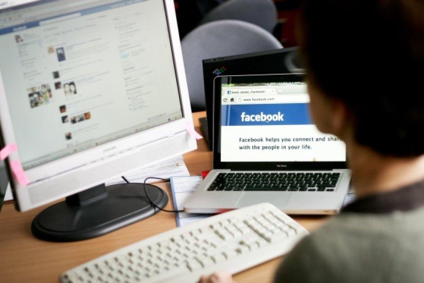 Socialiniuose tinkluose vartotojas ir apie jį surenkama asmeninė informacija yra prekė