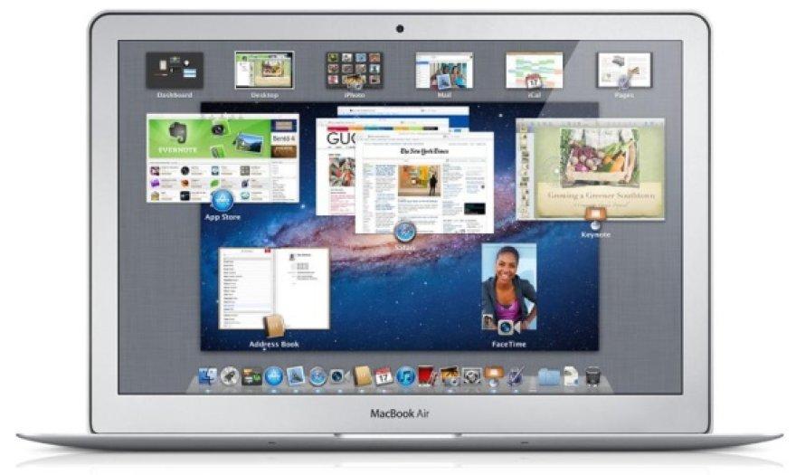"""""""Apple"""" operacinė sistema stacionariems ir nešiojamiesiems kompiuteriams """"Mac OS X Lion""""."""