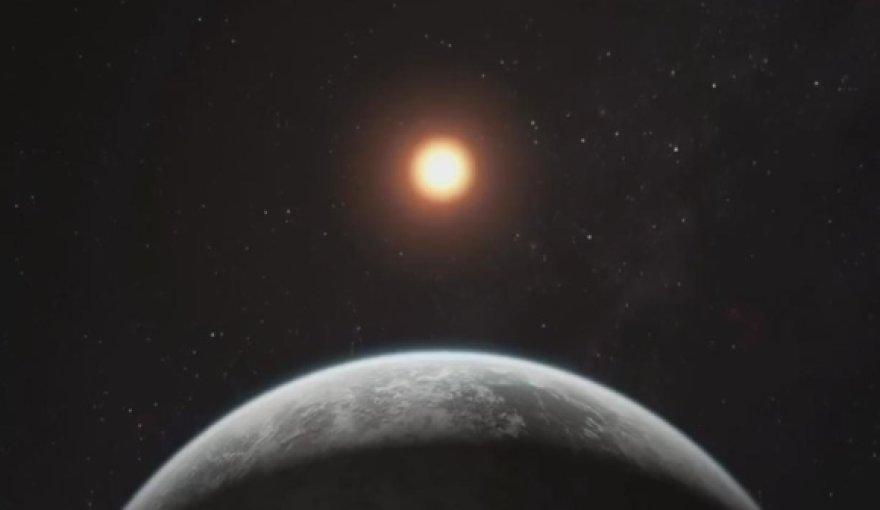 Astronomai mano, kad planetoje HD85512b gali būti tinkamos sąlygos gyvybei.