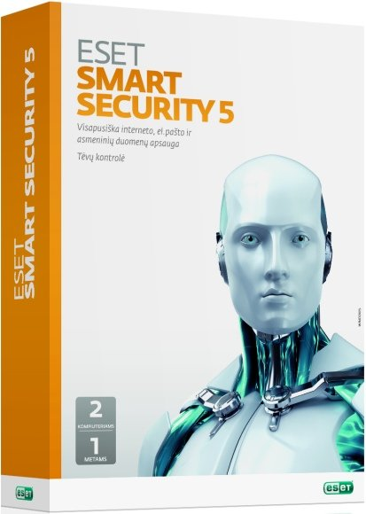"""ESET Smart Security 5"""