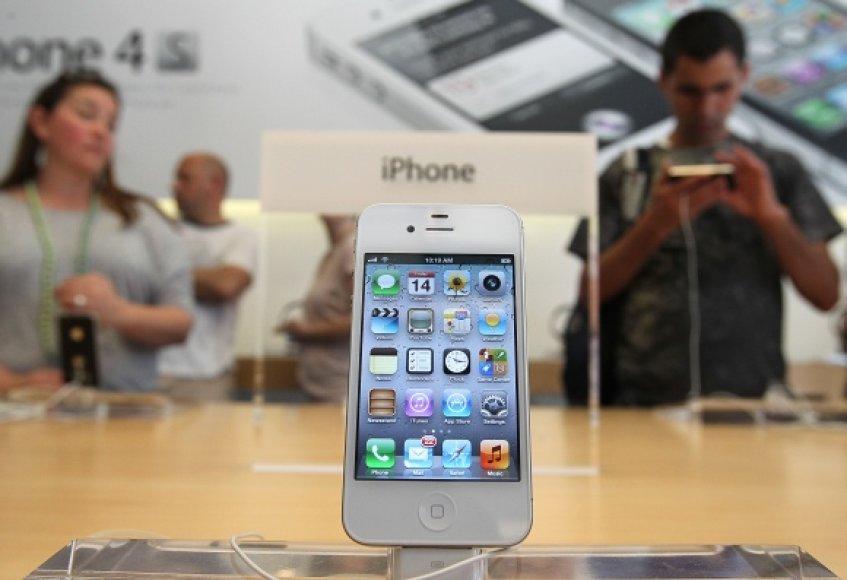 "Išmanusis telefonas ""iPhone 4S"""