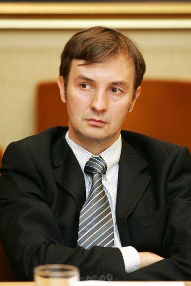 Vilniaus universiteto Senovės ir vidurinių amžių istorijos katedros vedėjas doc. dr. Rimvydas Petrauskas