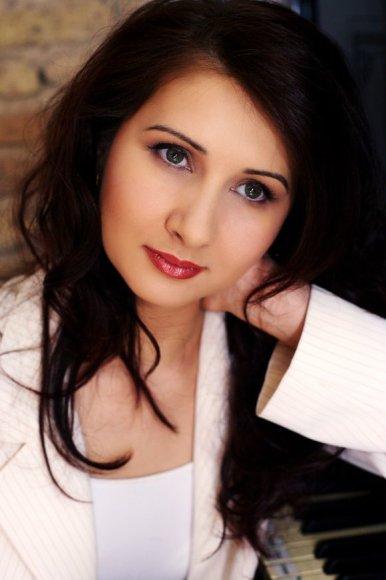 Operos solistė Lilija Gubaidulina