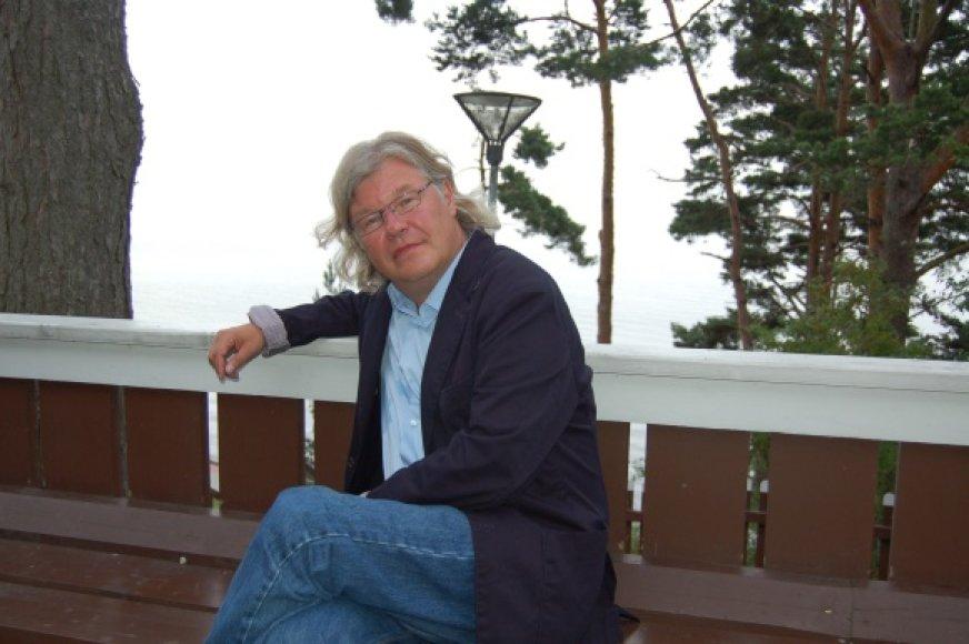 XV tarptautinio Thomo Manno festivalio svečias – vokiečių žurnalistas Uwe Rada