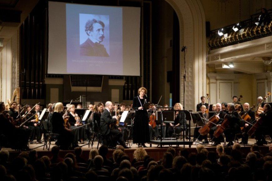 Baigiamasis laureatų koncertas kartu su Lietuvos nacionaliniu simfoniniu orkestru įvyks rugsėjo 23 dieną.