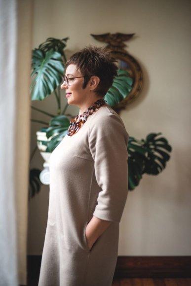 "Redos Mickevičiūtės/žurnalas ""Laima VELVET"" nuotr./Eugenija Odebrecht"