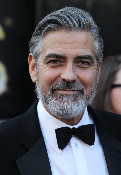 Vida Press nuotr./George'as Clooney
