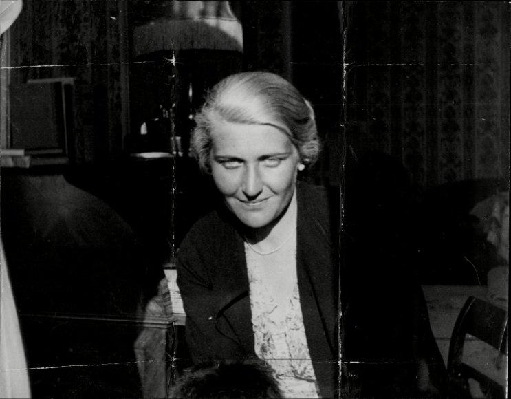 Vida Press nuotr./Magda Goebbels
