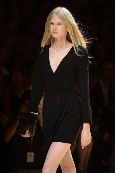 """""""Scanpix"""" nuotr./Maža juoda suknelė"""