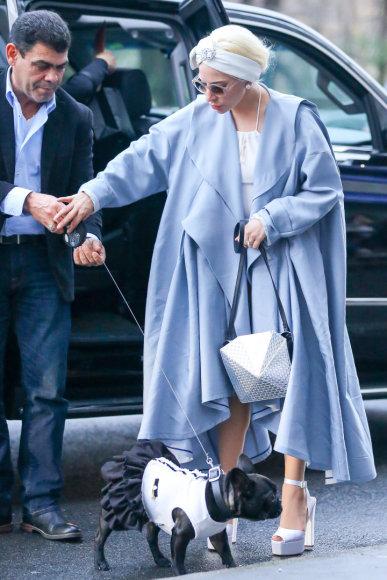 Vida Press nuotr./Lady Gaga