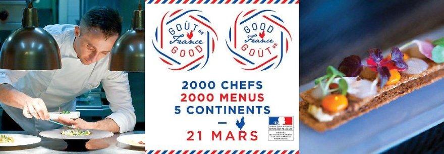 Organizatorių nuotr./Goût de France / Good France