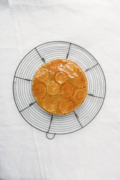 Mandarininis pyragas