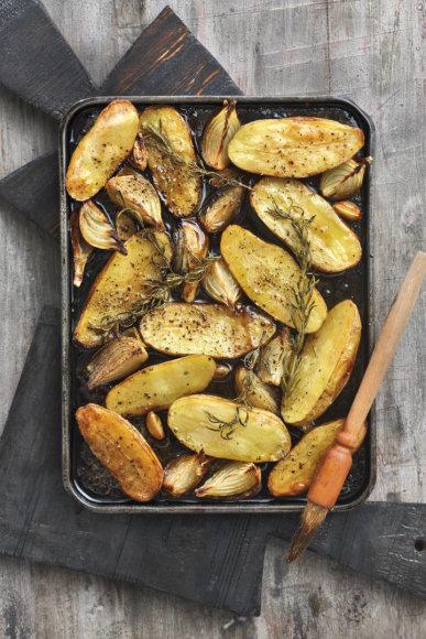 Balzaminiu actu gardintos bulvės
