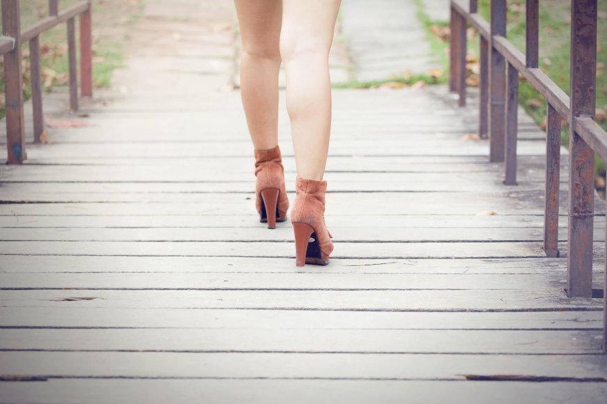 Vida Press nuotr./Kojos