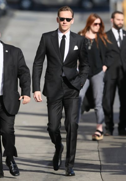 Vida Press nuotr./Tomas Hiddlestonas