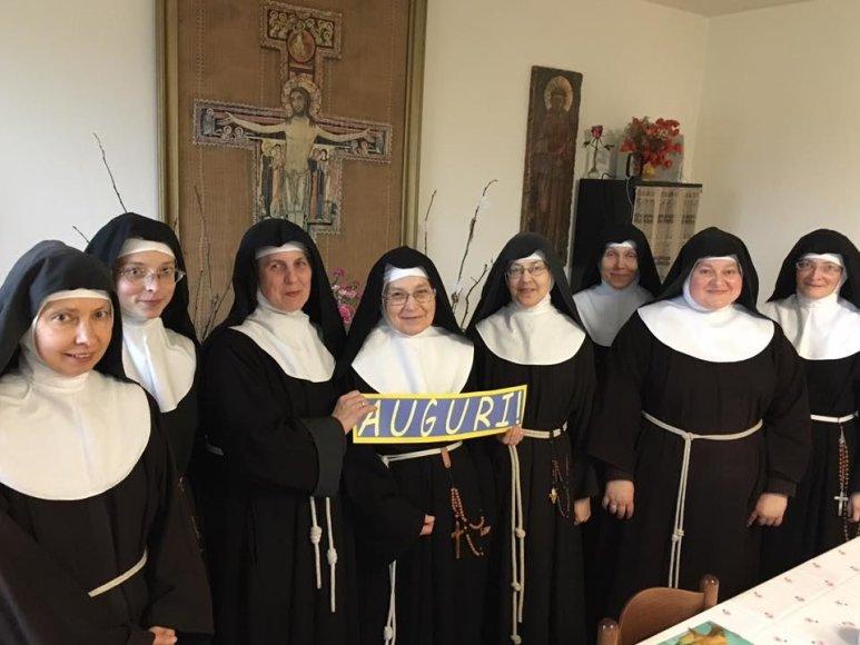 Šv. Klaros seserys