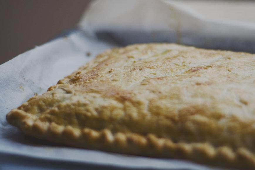 Strelkabelka nuotr. /Varškės-špinatų pyragas