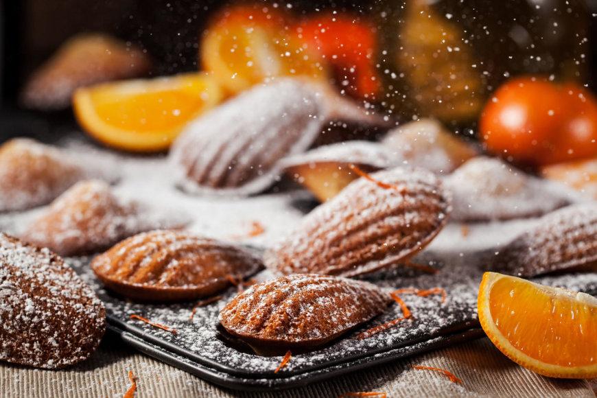 Prancūziški pyragaičiai madlenos
