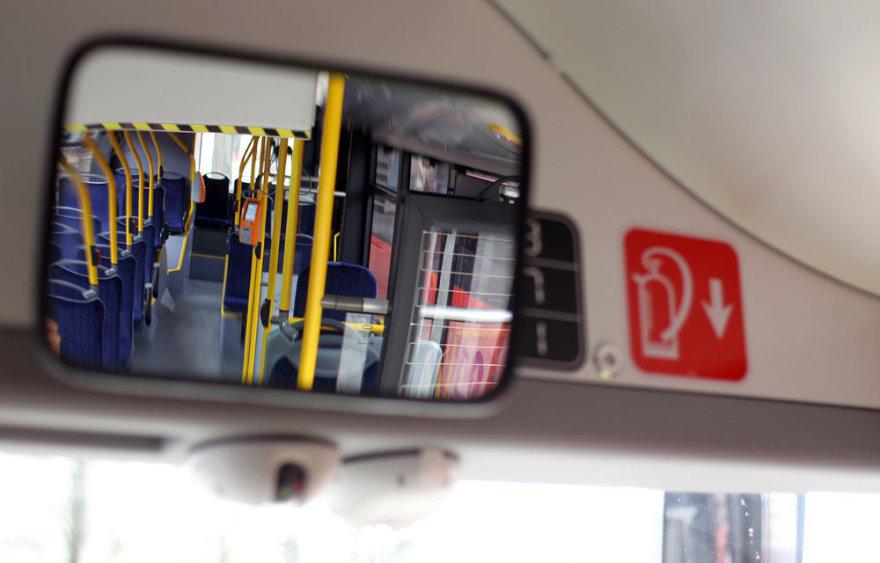 Nauji autobusai
