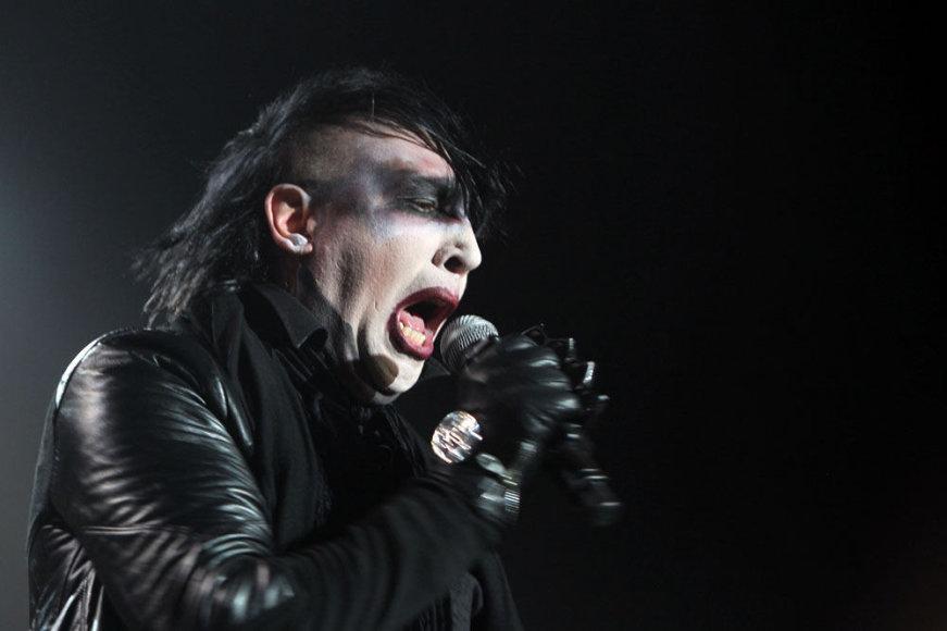 Marilyn Mansonas Kaune