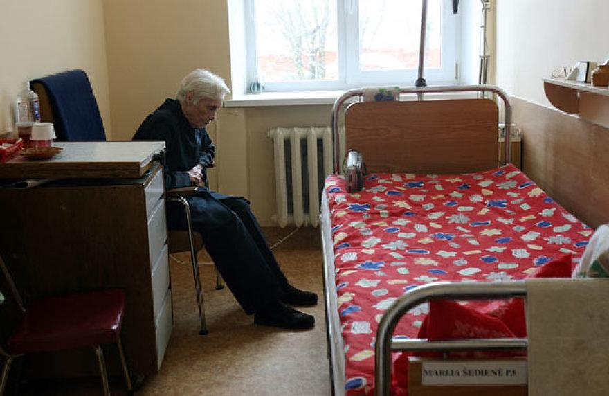 Kauno slaugos ligoninėje