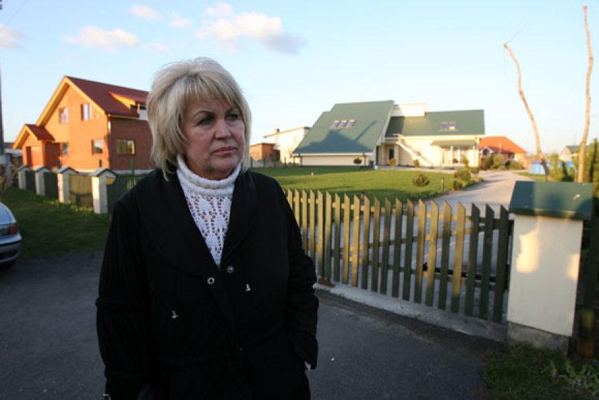 Kedžio teta Audronė Skučienė