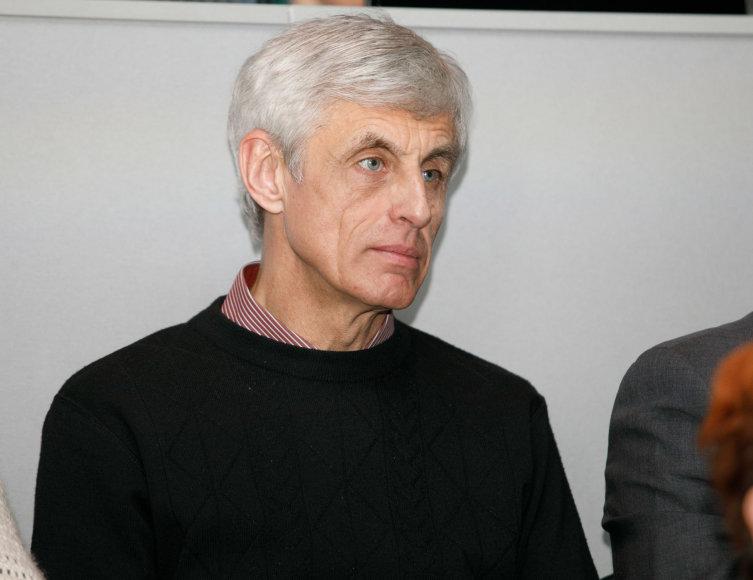 Eriko Ovčarenko / 15min nuotr./Nadeždos vyras Rimantas Karkauskas