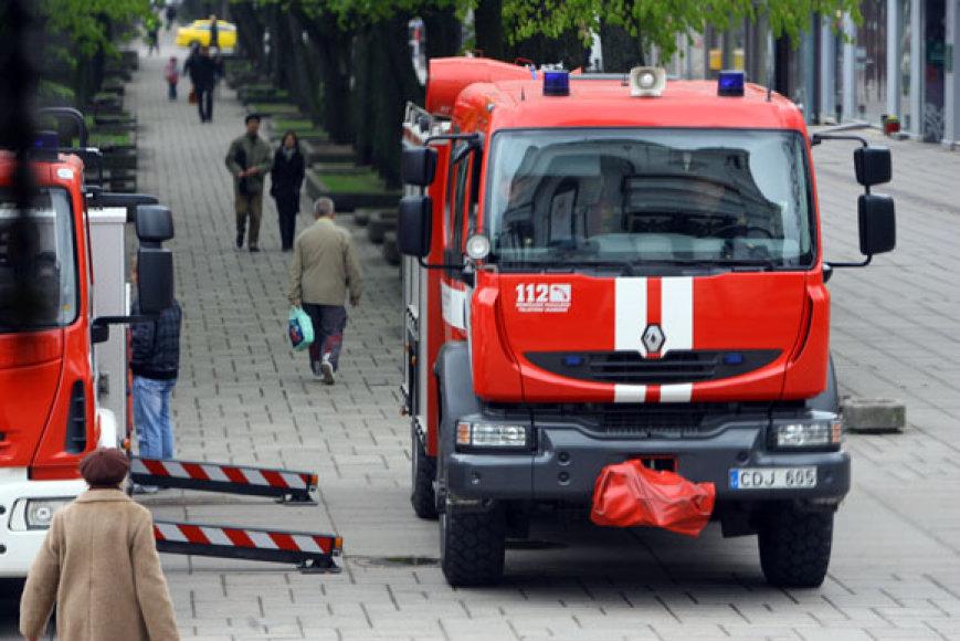 Ugniagesių gelbėtojų šventė
