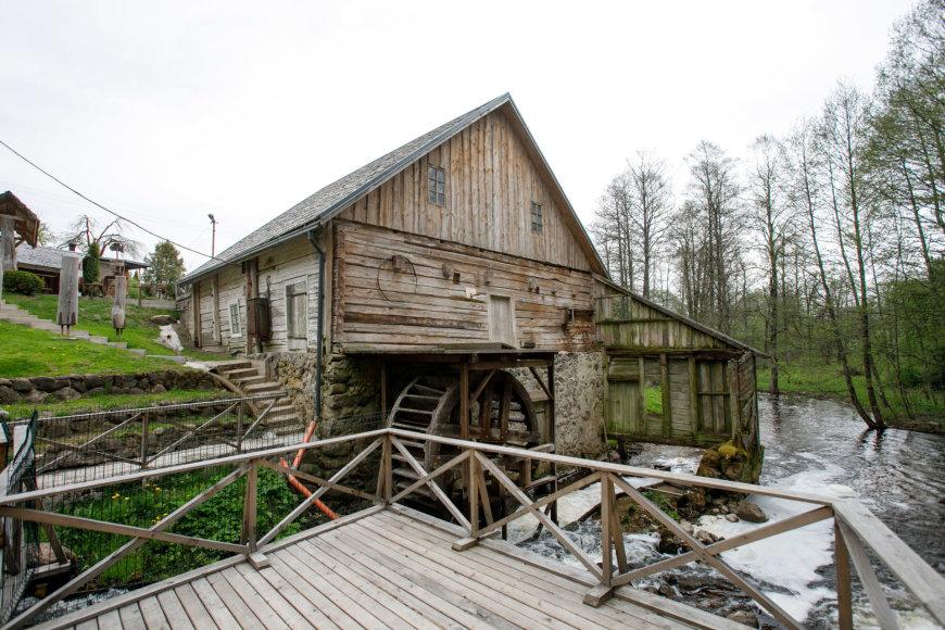Eriko Ovčarenko / 15min nuotr./Šlyninkos vandens malūnas