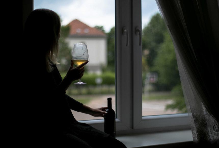 Eriko Ovčarenko / 15min nuotr./Alkoholis