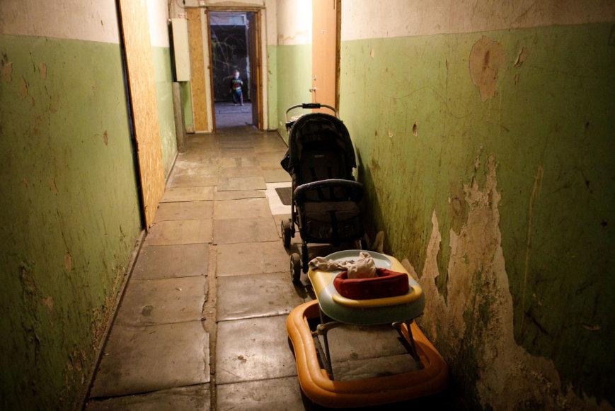 Eriko Ovčarenko / 15min nuotr./Namas, kuriame laikinai gyveno įtariamasis