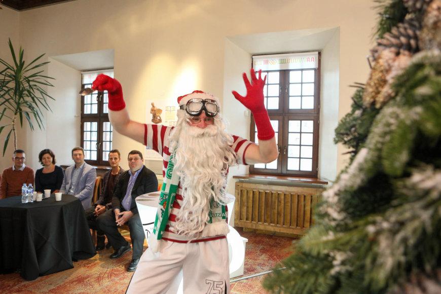 Eriko Ovčarenko / 15min nuotr./Kauno Kalėdų eglės pristatymas