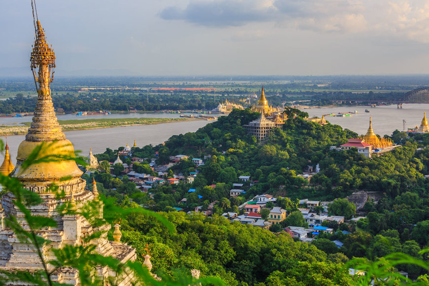 Shutterstock nuotr./Sagaing kalvos