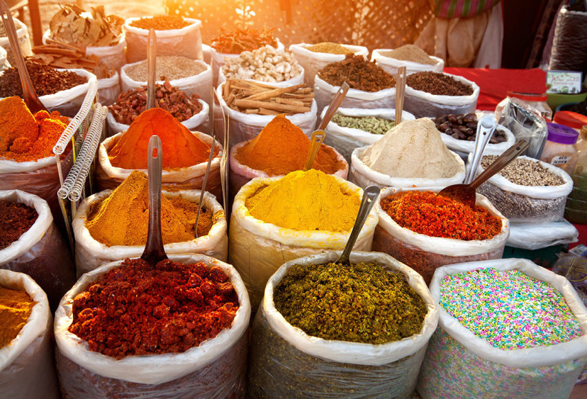 Shutterstock nuotr./Būtina aplankyti Maroke esančius turgus