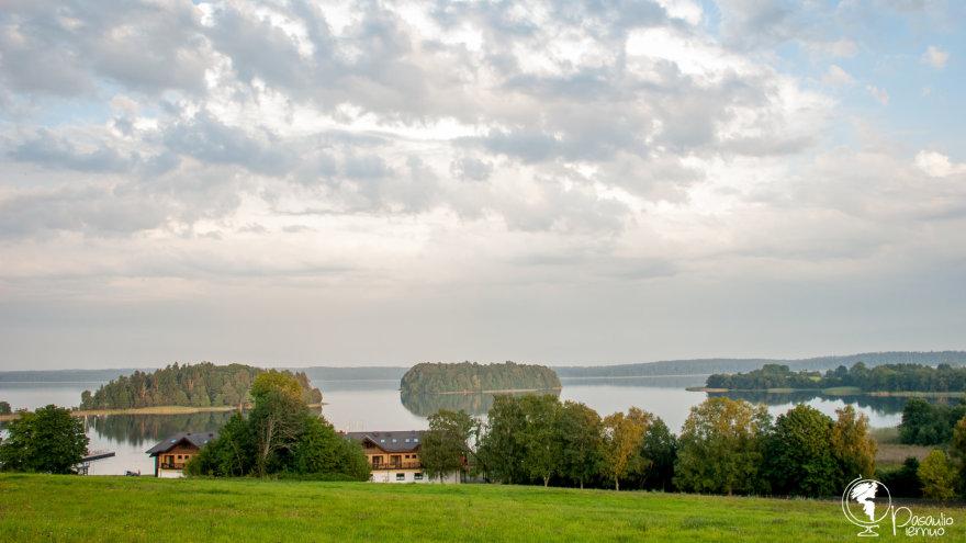 Tomo Baranausko nuotr./Jo didenybė Platelių ežeras su salomis