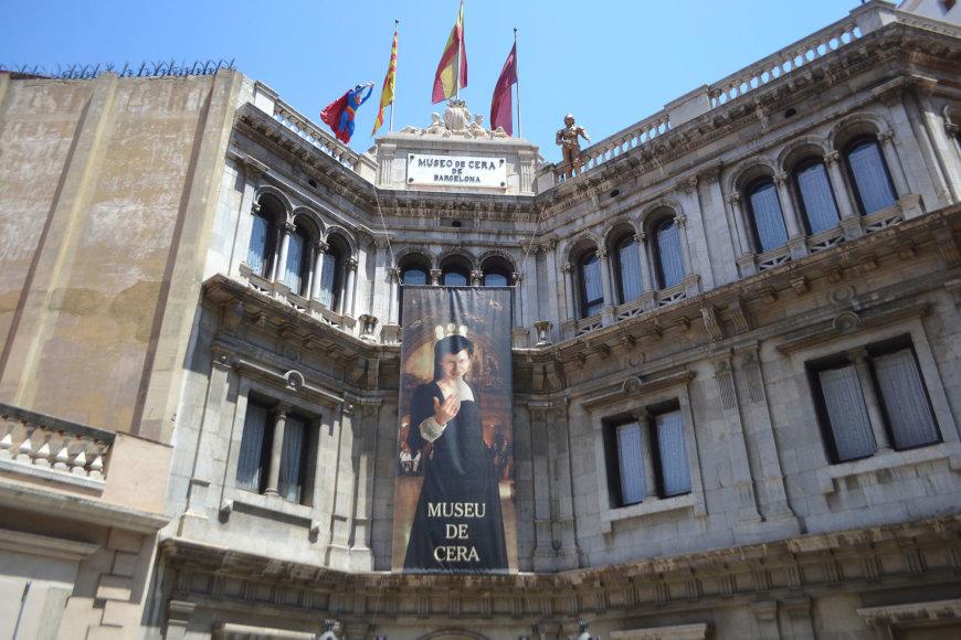 123rf.com /Barselonos vaško skulptūrų muziejus