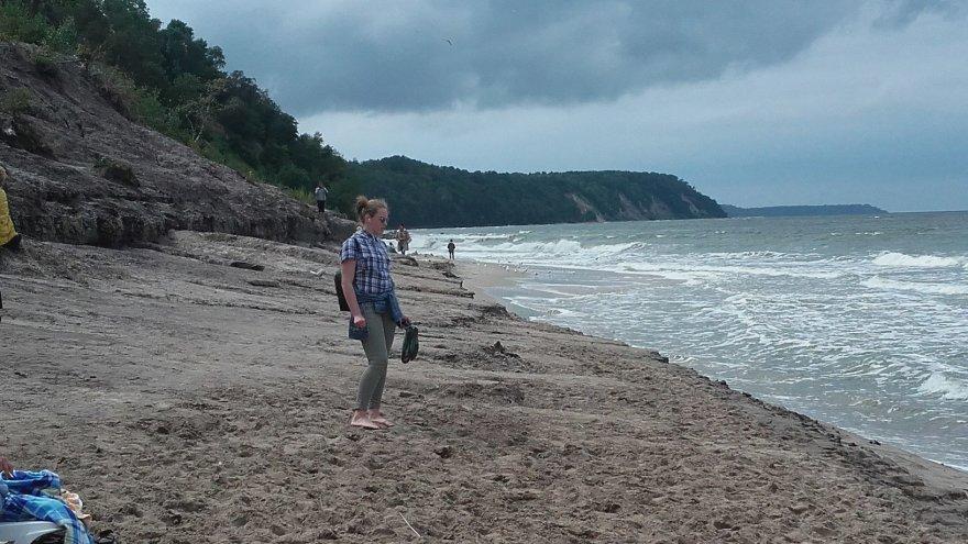 Vaido Mikaičio nuotr./Raušių paplūdimys