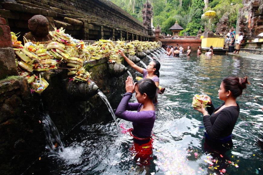 Shutterstock.com/Tirta Empul šventykla