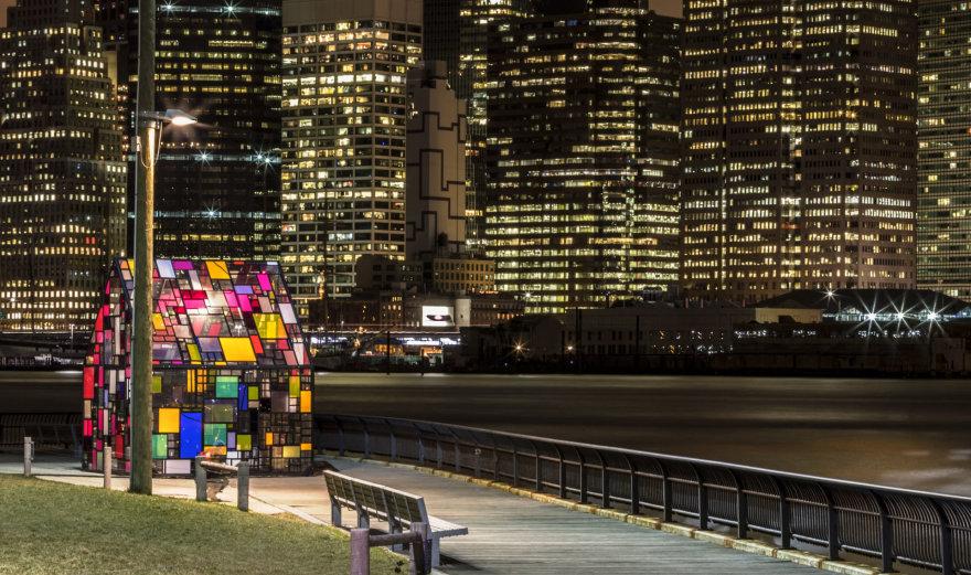 123rf.com/Niujorkas naktį