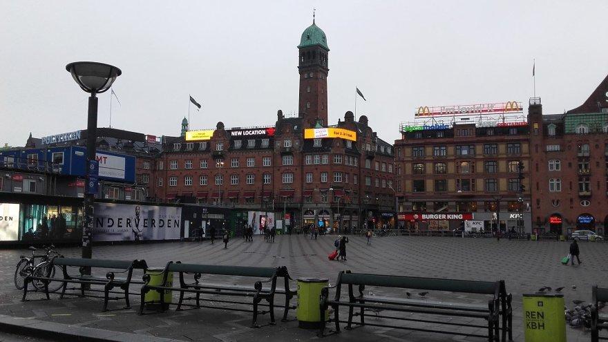 Vaido Mikaičio nuotr./Sausio vidurdienis Kopenhagoje