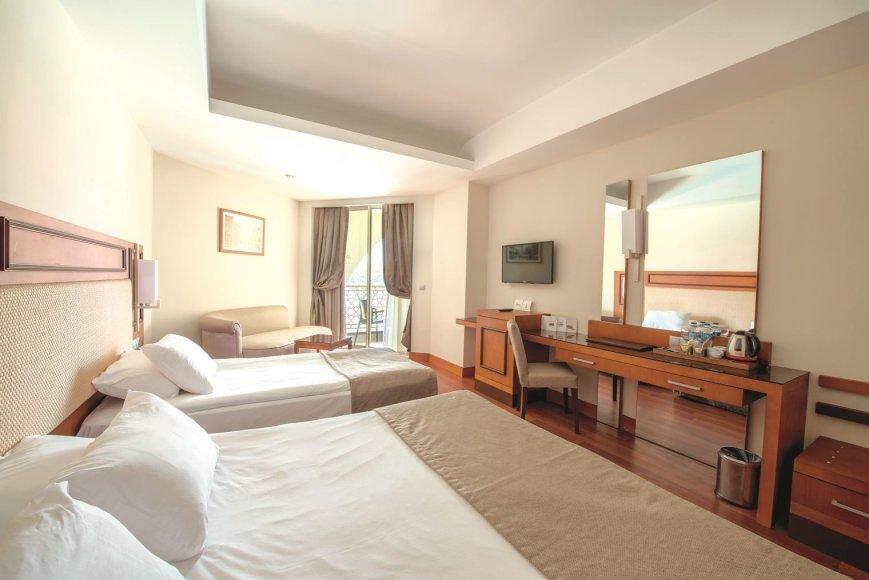 """Amara Prestige"" nuotr./""Amara Prestige"" viešbučio kambarys"