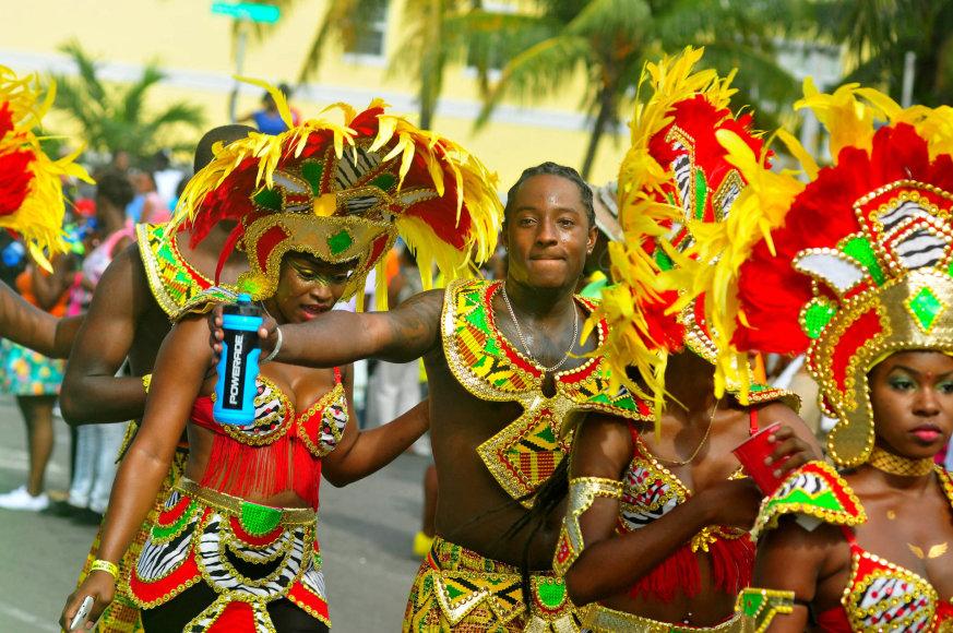 Fest300.com/Bahamų salose vykstantis festivalis darosi vis populiaresnis tarp turistų