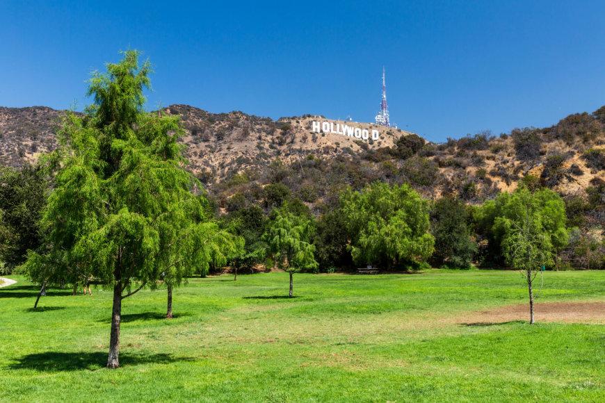 "Fotolia nuotr./""Lake Hollywood"" parkas"