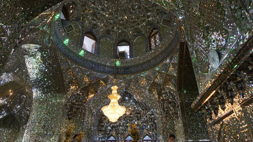 Vytauto Juršėno nuotr./Imamzadeh Hamza mauzoliejus