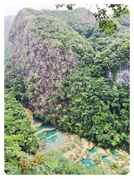 Kasparo Ašmonaičio nuotr./Gvatemalos gamta