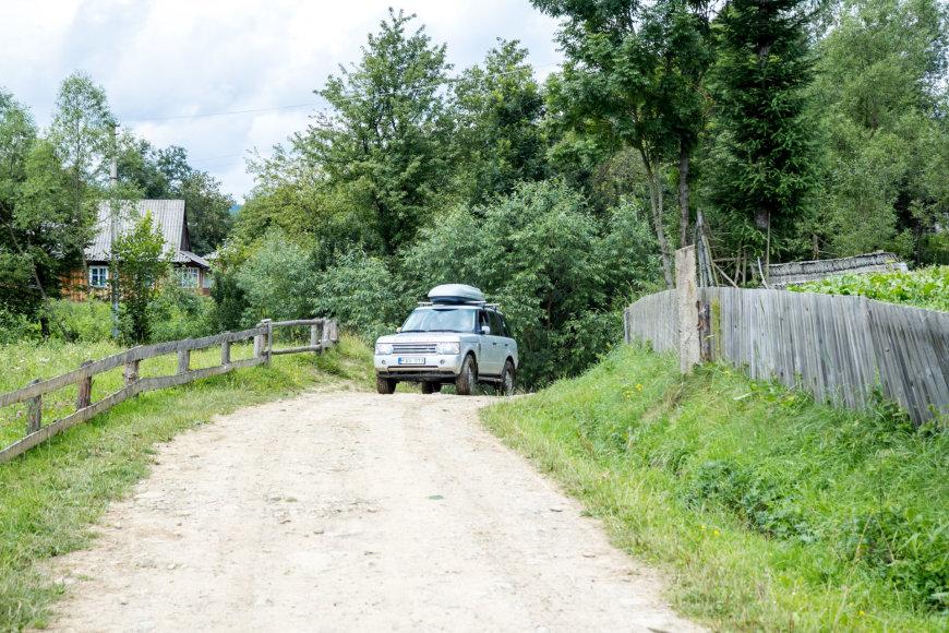Luko Pilecko nuotr./Kelionė į Ukrainą